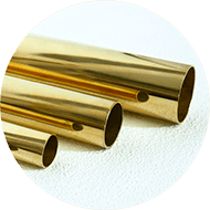 Welded Brass Tubes